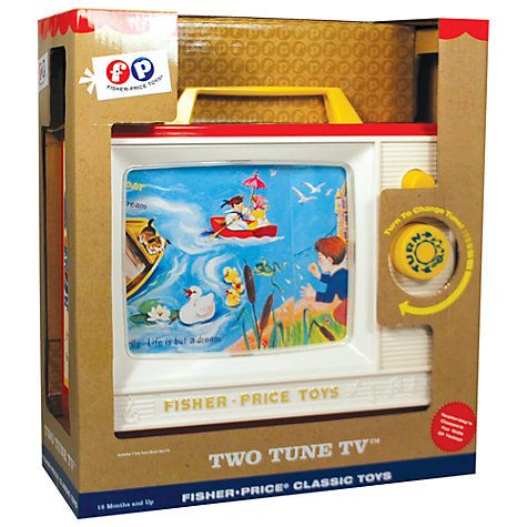 Buy Fisher-Price Two Tune Television Online at johnlewis.com