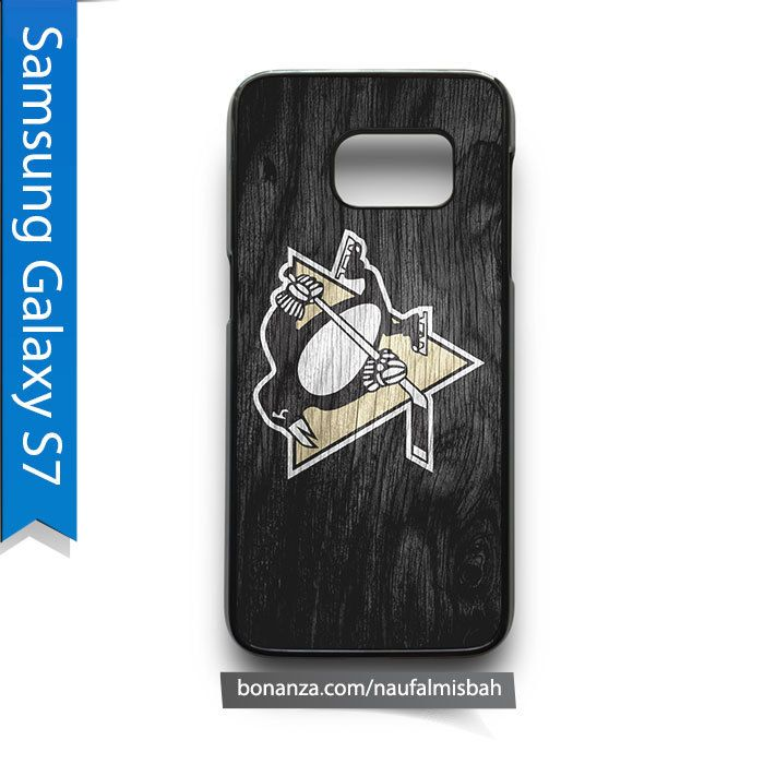 Pittsburgh Penguins Custom Samsung Galaxy S7 Case Cover