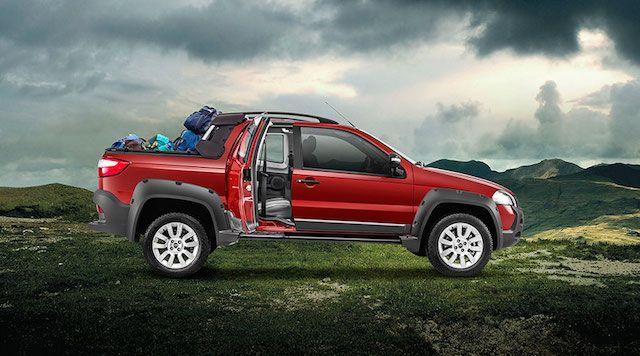 Not US Bound: Ram 700 Pickup Truck - Auto Trends Magazine
