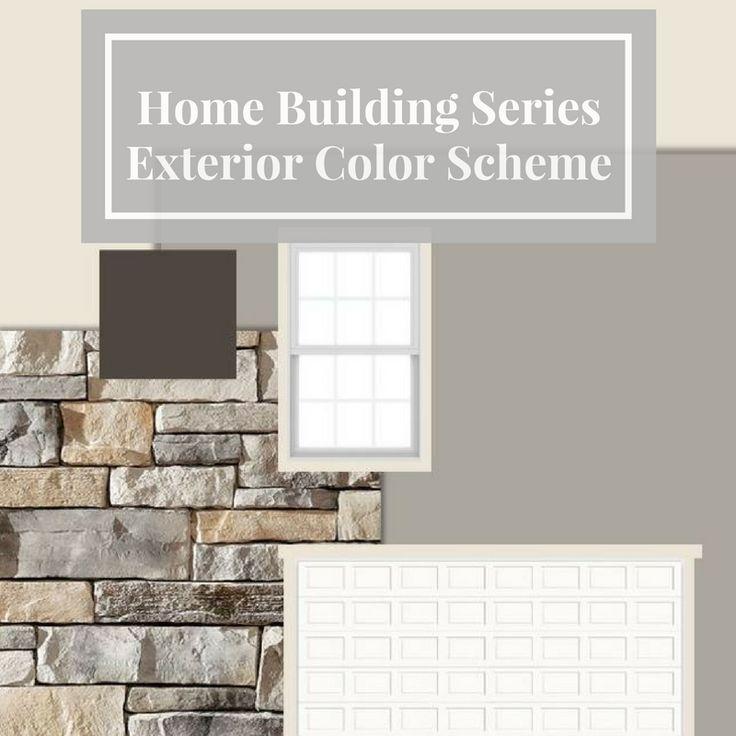 Best 10 exterior color schemes ideas on pinterest - Apartment exterior colour combination ...