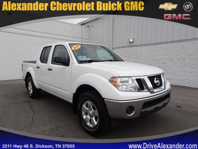 Used 2010 Nissan Frontier