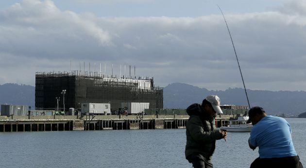 La misteriosa barcaza de Google, Mundo - Semana.com - Últimas Noticias