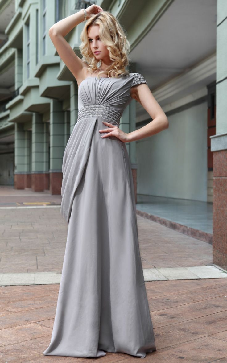 113 best grey wedding images on pinterest gray weddings gray simple yet classy grey prom dress get it on elliotclaire ombrellifo Choice Image