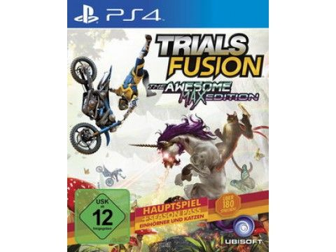Trials Fusion: The Awesome Max Edition  PS4 in Rennspiele, Spiele und Games in Online Shop http://Spiel.Zone