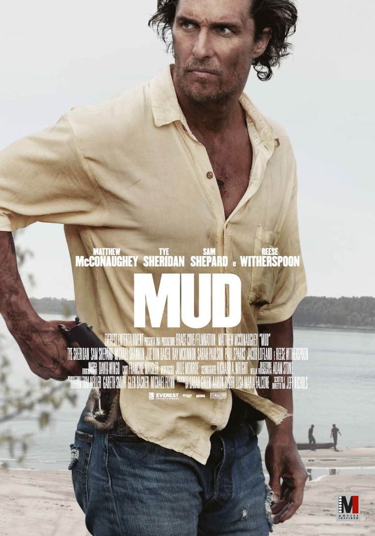 Mud about you!