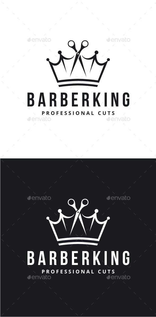 Barber King #Logo - Download…                                                                                                                                                                                 More