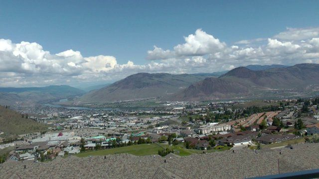 A time lapse video of a day in Kamloops BC. Viewed from Aberdeen looking due North towards Clearwater. The distant landmark is Dunn Peak, approximately 100km away. This is set to the Peer Gynt Suite No. 1. Op. 46: Morning Mood, played by the London Philharmonic Orchestra.