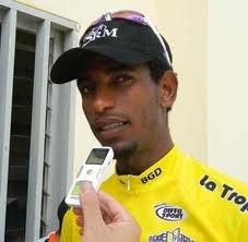 Eritrean Meron Russom will lead MTN-Qhubeka to the 2013 edition of Tropicale Amissa Bongo in Gabon (January 14-20, 2013).