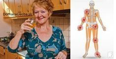 Skutočný príbeh jednej ženy, ktorú roky trápila artritída a bolesti kĺbov. Až napokon ju vyliečil tento jednoduchý domáci recept.