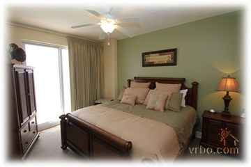Luxury penthouse level condo in Panama City Beach, FL.