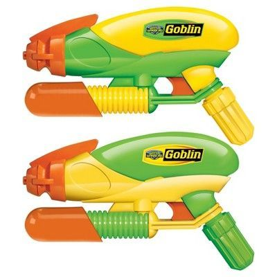 Buzz Bee Toys Water Warriors Goblin Water Blaster 2pk