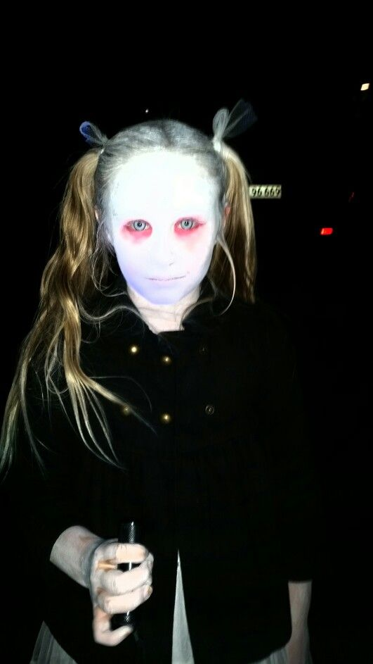 Halloween 2015 creepy  doll