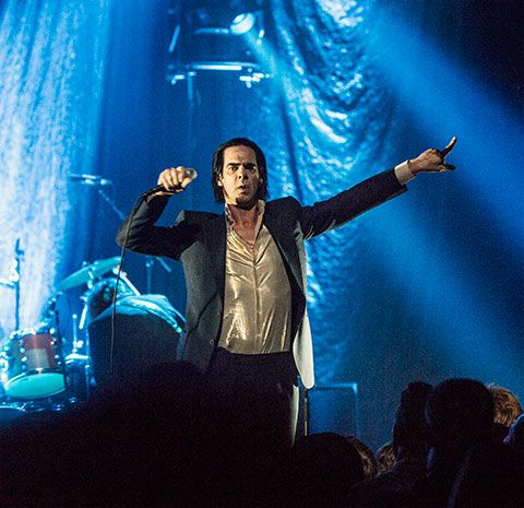 Nick Cave & The Bad Seeds played ACL ~ 2014