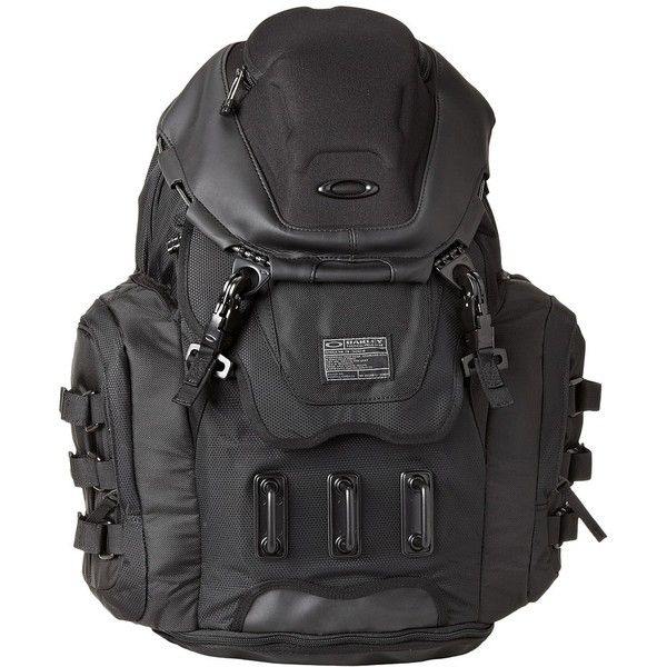 Oakley Kitchen Sink Stealth Black Backpack Bags 200 Liked On Polyvore
