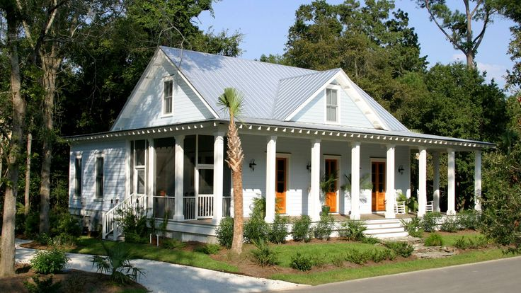 Cobb Architecture Mount Pleasant SC Lowcountry Cottage Home Architects
