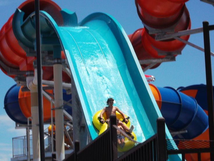 Wet n Wild Rides and Attractions Las Vegas
