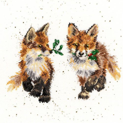 Glad-Tidings-Bothy-Threads-cross-stitch-kit