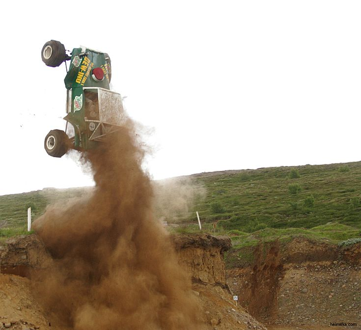 Formula Offroad in Iceland