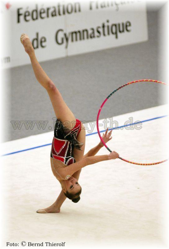 Dinara GIMATOVA (AZE) Hoop