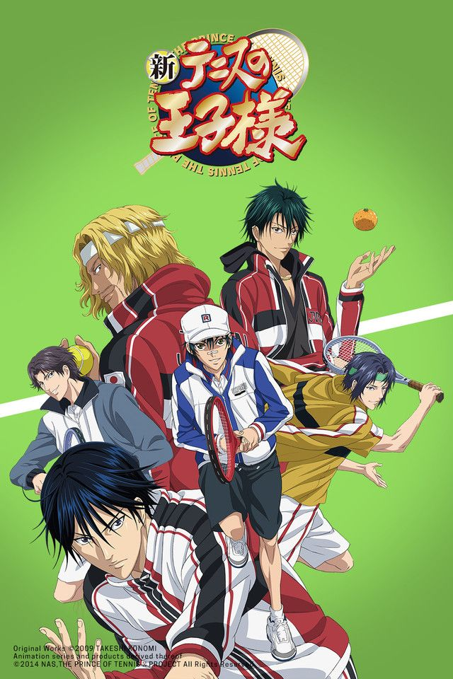 Crunchyroll - The Prince of Tennis II OVA vs Genius 10 Full episodes streaming online for free