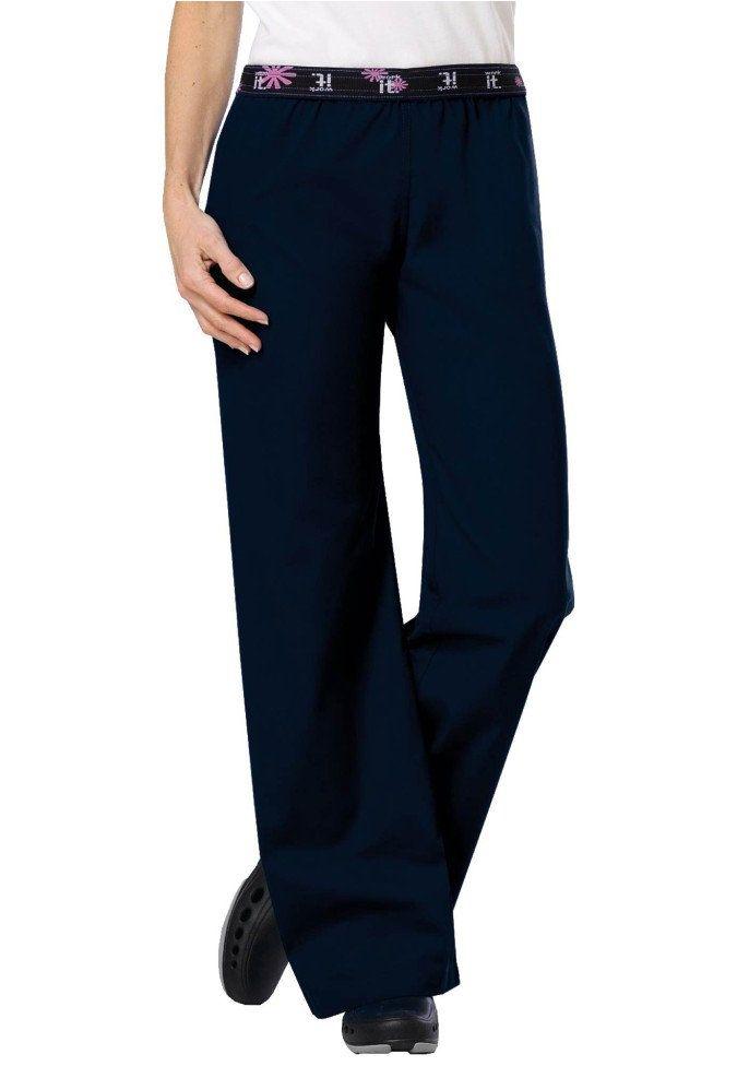Urbane Workit flip down scrub pants. Scrub pants