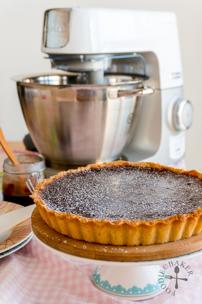 Classic Chocolate Tart from Foodie Baker #Singapore