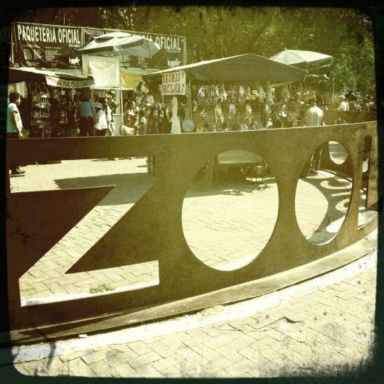 Zoológico de Chapultepec in Miguel Hidalgo, Federal District