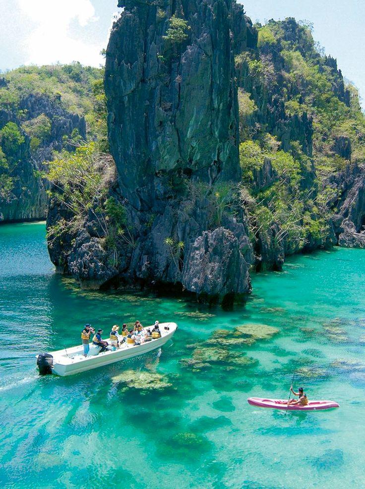 Palawan The Most Beautiful Island In World