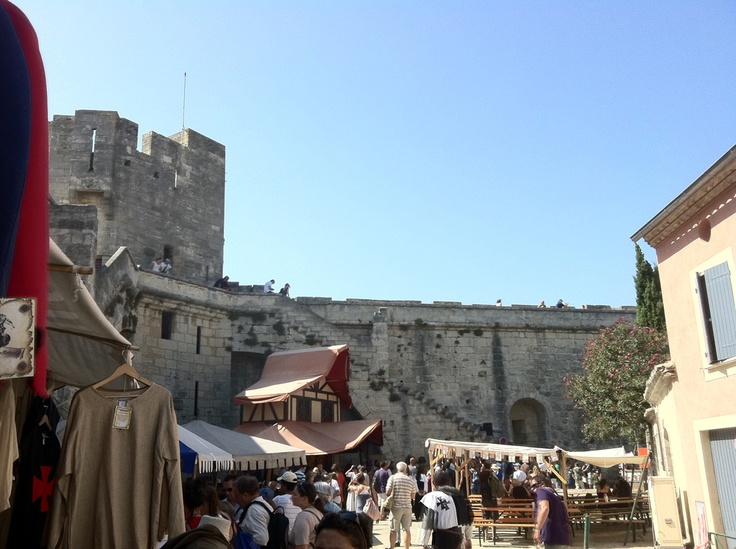 Aigues-Mortes, the Medieval City and its Saint-Louis Festival – a Reconstruction of the Thirteenth Century!