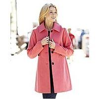 Petite Coat - Large Size Clothing and Maternity Wear - www.plussizedglamour.co.uk