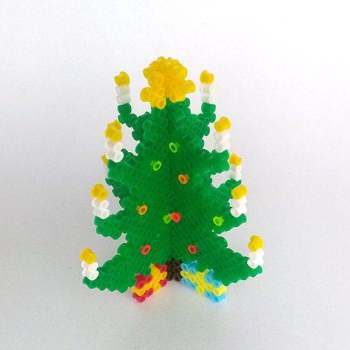Færdig juletræ 1