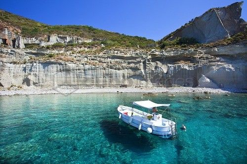 Daily trip, Calzone Muto, Ponza Island, Pontine Islands, Lazio, Italy