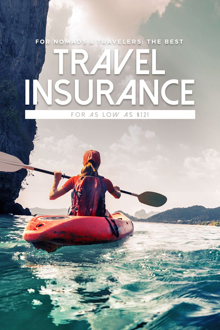 The Best Travel Insurance for Nomads & Travelers (for as Low as $12!)