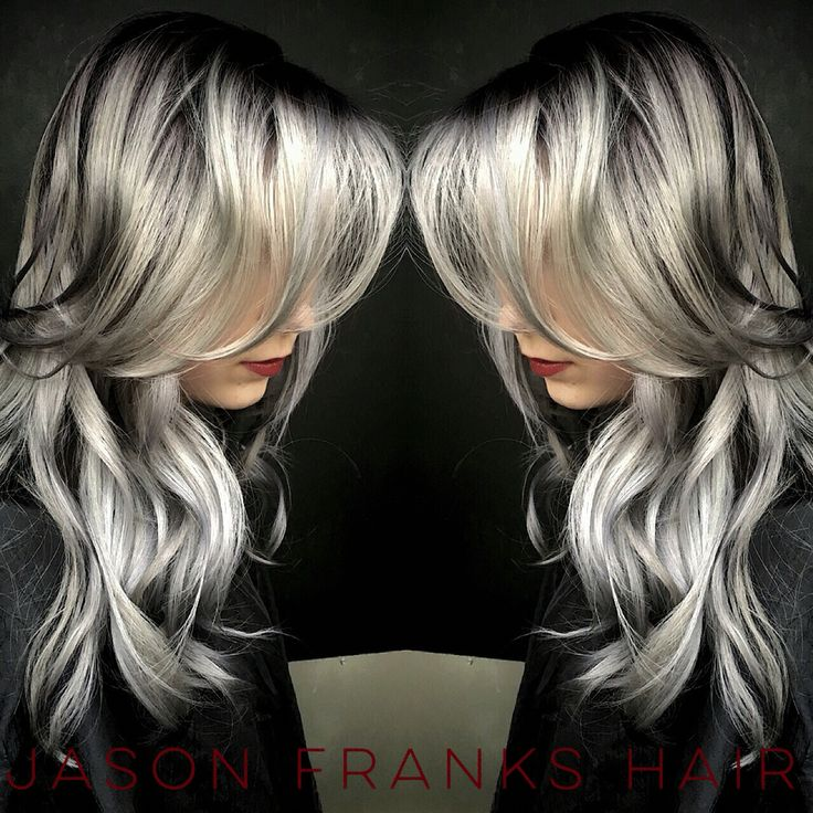 Crystal Ash Blonde Hair Color Ideas For Winter 2016: Top 25 Ideas About Shadow Root On Pinterest