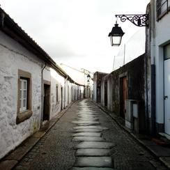 down one of the roads that make up the older part of the city of Viana do Castelo... credit: Alzira D. Member Profile -- National Geographic Your Shot