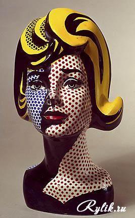 Рой Лихтенштейн - американский художник 20в | Roy Lichtenstein