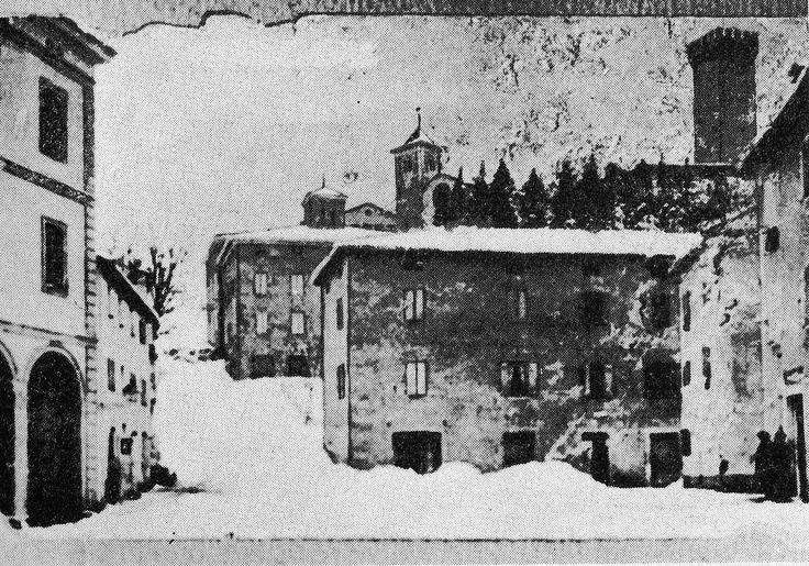 Montese em meados do século passado