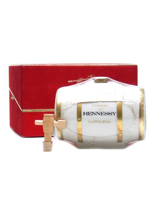 Hennessy Napoleon Cognac / Ceramic Limoges Barrel /Bot.1980s : Buy Online - The Whisky Exchange