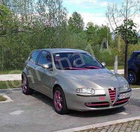 Alfa Romeo 147 by Irena