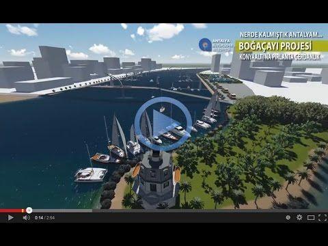 Antalya Boğaçayı Projesi | Boğaçayı Project Antalya  Neues Projekt für noch mehr Lifestyle in Antalya...!  ENJOY ANTALYA...  www.visions-of-life.info