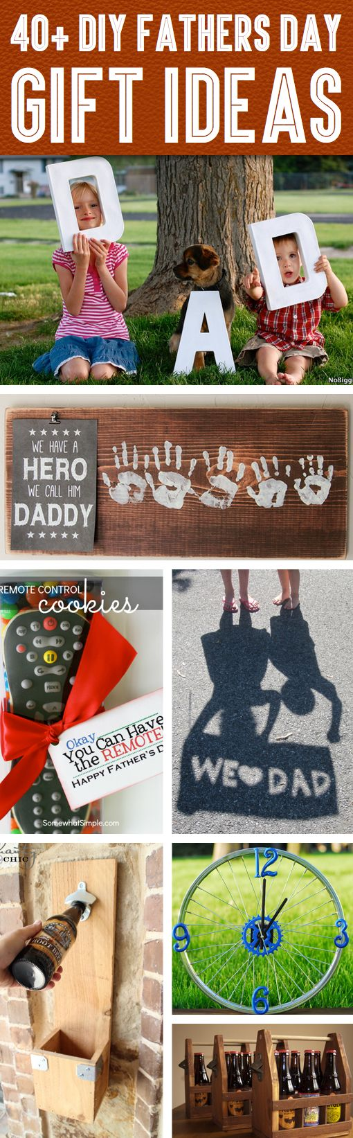 Diy christmas gift ideas dad