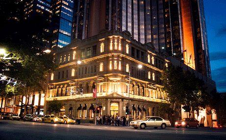 No thoroughfare embodies Melbourne vanity like Collins Street.