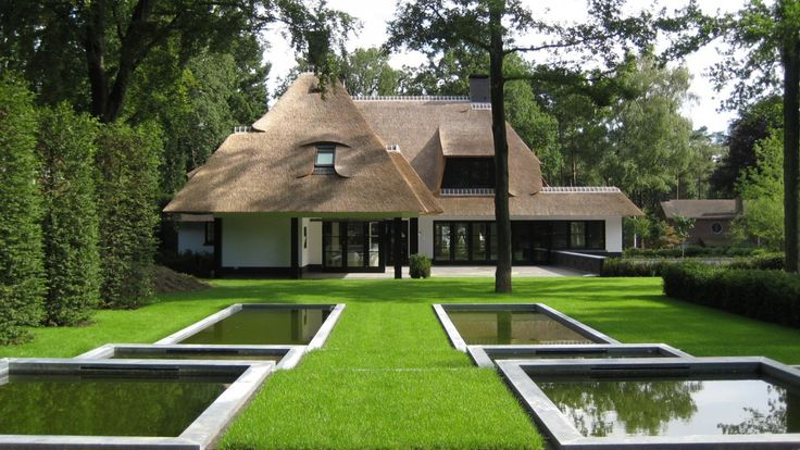 Rietgedekte villa home sweet home pinterest zoeken google en