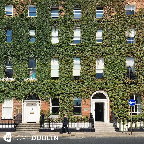 Coffee & a stroll @passionpassport knows how to start the day! How would you spend 24 hours in Dublin? #LoveDublin #love #Dublin #vsco #vscocam #travel  #photoftheday #pic #picoftheday #ff #tip #ireland #photo #art #photography #artist