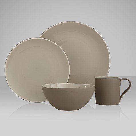 Buy John Lewis Puritan Tableware Online at johnlewis.com