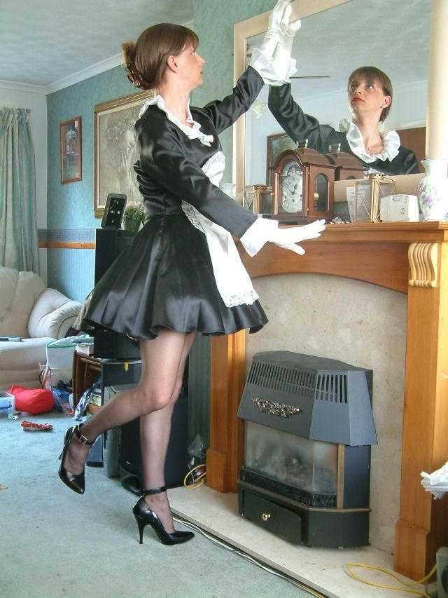 Never impossible Wife french maid costume consider