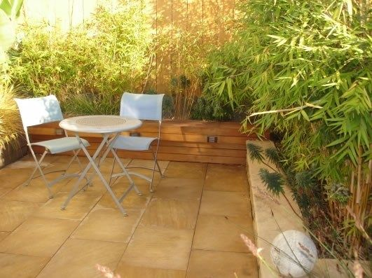 17 best backyard deck ideas images on pinterest raised for Outer space garden design cumbria
