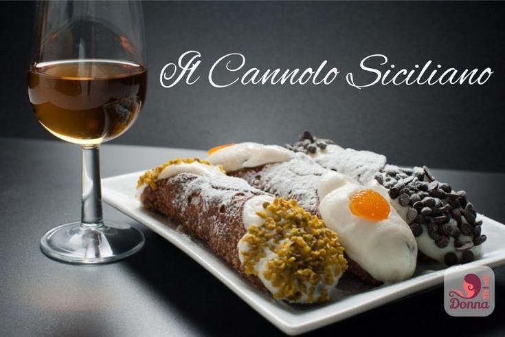 Il cannolo siciliano, la ricetta e le origini tra storia e leggenda