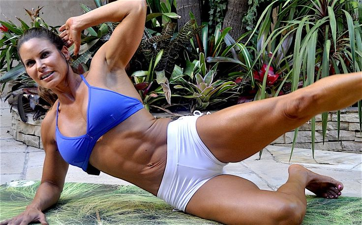 Advanced At Home Abs Workout - Six Pack Abs In 20 Min