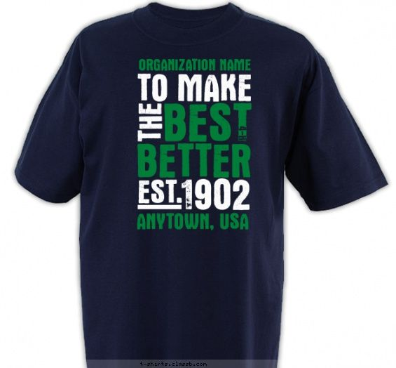 Designs For Shirts Ideas business club high school t shirts custom tees suit tie To Make The Best Better 4 H Club Design Sp2815
